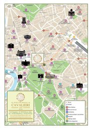 Come raggiungerci inglese.eps - Hotel Fori Imperiali Cavalieri Rome