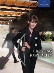 Creating Hospitality - Villeroy & Boch