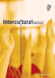 Intercultural Education in the Primary School: Guidelines for - NCCA