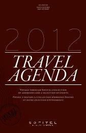 Telecharger Notre Travel Agenda - Sofitel