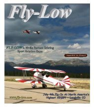 Air Mail 26 - Texas Pilots News 28 - Fly-Low Publications