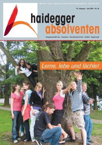 Lerne, lebe und lächle! - Fachschule für Land- und ...