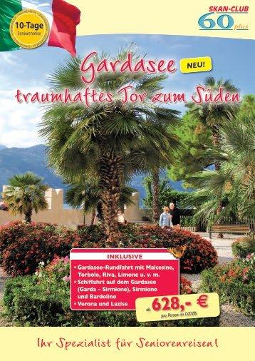 Gardasee - SKAN-TOURS Touristik International GmbH