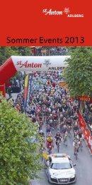 geht's zu den Sommer Veranstaltungen - Hotel Alte Post