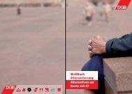 Weißbuch Alterssicherung - Arbeit und Leben DGB/VHS