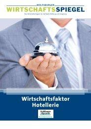 Wirtschaftsfaktor Hotellerie