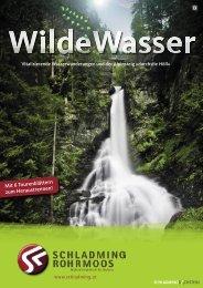 Erlebnisweg Wilde Wasser - Gemeinde Rohrmoos-Untertal