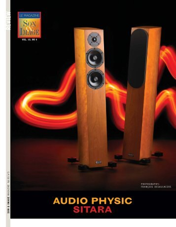 review - Audio Physic