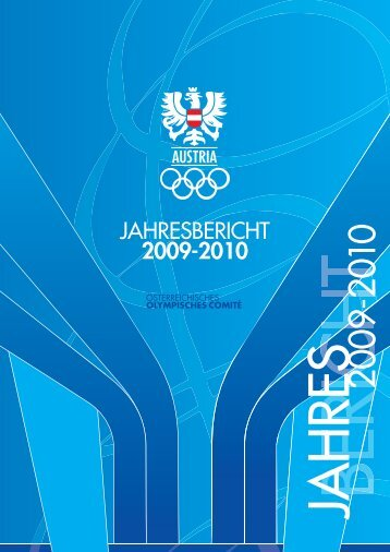 JAHRESBERICHT 2009-2010 - ÖOC