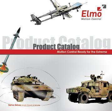 Gmas Elmo motor controller