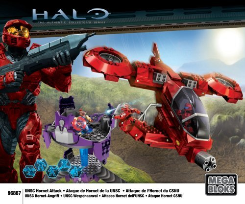 96867 front cover (to be updated with pkging) - Mega Bloks