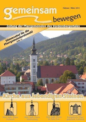 emeinsam - Katholische Kirche Steiermark