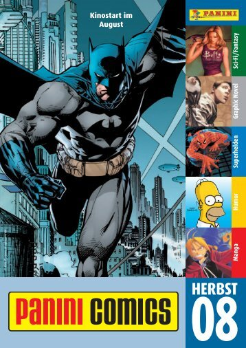Batman - Panini Comics