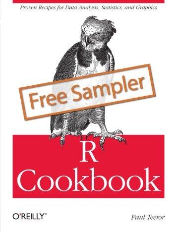 R Cookbook - cdn.oreilly.com - O'Reilly Media