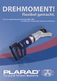 DEM/DEA Elektrische Drehschrauber - Plarad