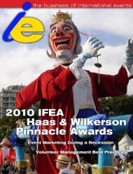 Volume 21 - Issue 1 - 2010 - International Festivals & Events ...