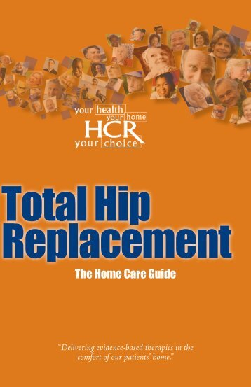 Hip Replacement Guide - HCR Home Care
