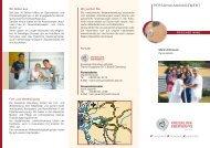 Flyer Personalmanagement - Kreisklinik Ebersberg GmbH