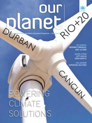 Our Planet: Powering climate solutions - UNEP