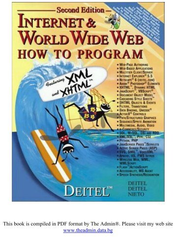 Deitel - Internet & World Wide Web - Athena