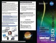 Enterprise Service Desk - NASA
