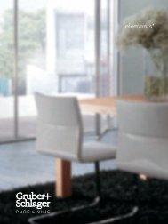 elements* - Design Lounge by Hinke