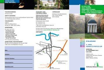 VDruck Einladung HNO Symposium 2012-2012.08.02.indd