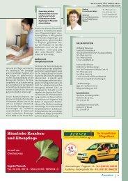 Ausbau zum Kompetenzzentrum PALLIATIVSTATION - Klinikum ...