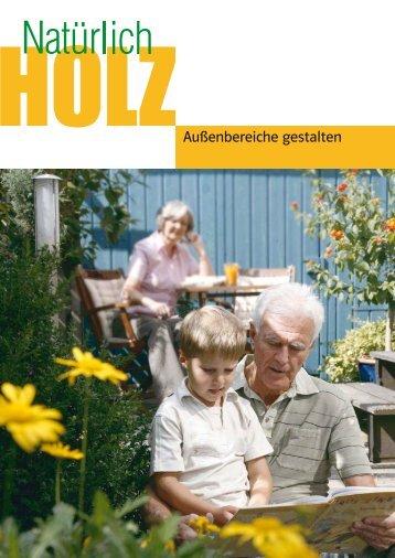 Außenbereiche gestalten - Decke-wand-boden.de