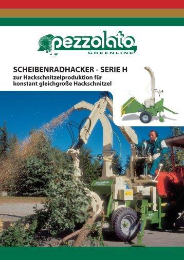 SCHEIBENRADHACKER - SERIE H - Matthias Rau GmbH