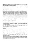 Optimierung der Feuerungstechnik zur Wärmeerzeugung - Baden ... - Seite 4