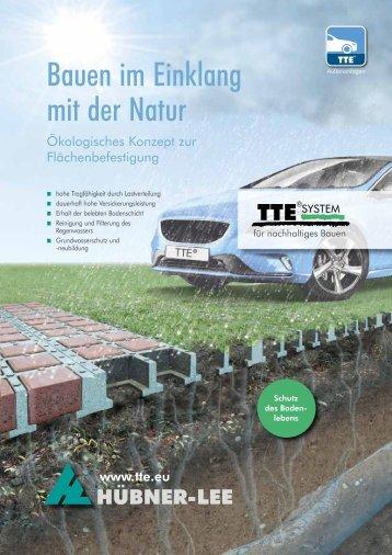 TTE-AUSSENANLAGEN 2013 - KELLER Bodensysteme