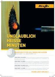 HensotHerm® 1 Ks Innen - Rudolf Hensel GmbH