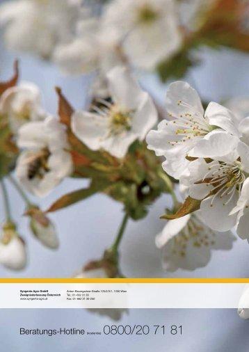 Obstbau-Ratgeber - Syngenta