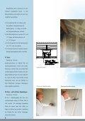 Knauf Gipsfaserplatten Vidiwall und Vidifloor 3474 KB - Page 6