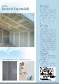 Knauf Gipsfaserplatten Vidiwall und Vidifloor 3474 KB - Page 7