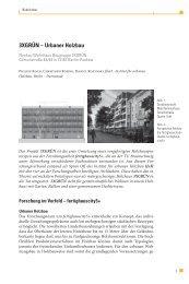 3XGRÜN – Urbaner Holzbau - roedig.schop architekten berlin