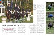"""""""Neue"""" holen die Titel - Pferd+Sport"""