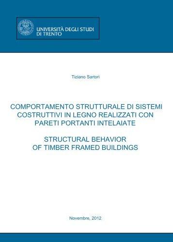 Untitled - Unitn-eprints.PhD - Università degli Studi di Trento