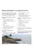 Stigande havsnivå - Länsstyrelserna - Page 7