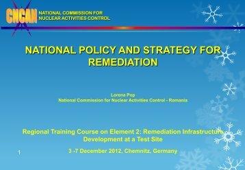 Romania - IAEA