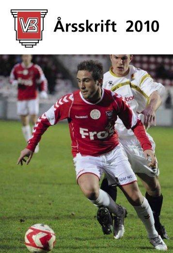 Årsskrift 2010 - Vejle Boldklub