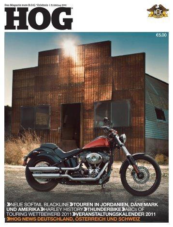 NEUE SOFTAIL BLACKLINE››TOUREN IN ... - Harley-News