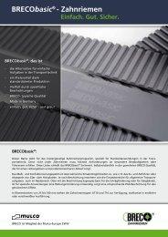 BRECObasic® - Zahnriemen - Anton Klocke Antriebstechnik