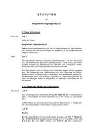 Statuten  neu  Bergbahnen Engstligenalp AG