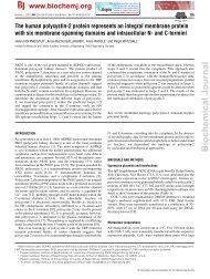 Biochem. J. (2011)
