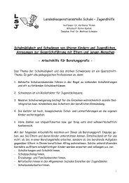 Landeskooperationsstelle Schule – Jugendhilfe - kobra.net