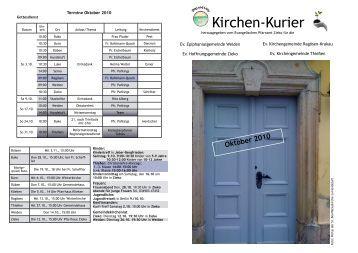 Oktober 2010 - hoffnungsgemeinde-zieko.de