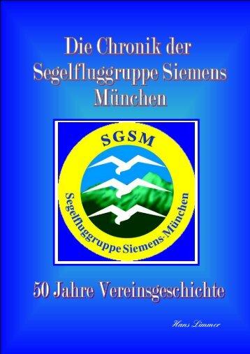Vorgeschichte zur Chronik der SGSM