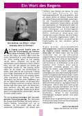 Kontaktschrift des Priesterseminars Sitten - Diocèse de Sion - Page 3